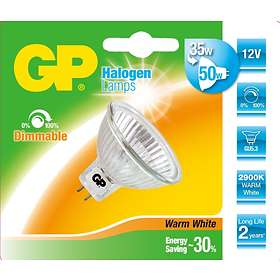 GP Lighting Halogen ECO Series MR16 530lm GU5.3 40W