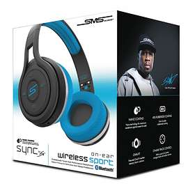 SMS Audio Street by 50 Cent Sync On-Ear Sport Wireless
