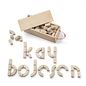 Kay Bojesen Alfabetsklossar