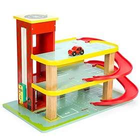 Le Toy Van Dinos Garage TV450