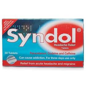Reckitt Benckiser Syndol 30 Tablets