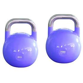Titan Fitness Competition Kettlebell 8kg