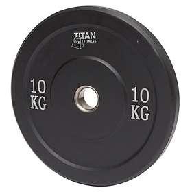 Titan Fitness Bumper Plate 10kg