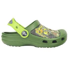 Crocs Crocslights Teenage Mutant Ninja Turtles (Gutt)