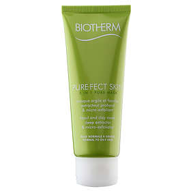 Biotherm PureFect Skin 2-In-1 Pore Mask 75ml