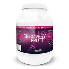 Pure Power Pure Recovery Frutti 1,6kg