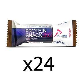 Pure Power Energy Snack Bar 60g 24stk