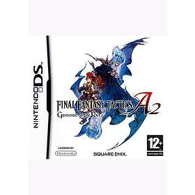 Final Fantasy Tactics A2: Grimoire of the Rift (DS)