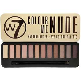 W7 Cosmetics In The Nude Eyeshadow Palette