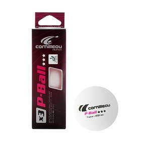 Cornilleau P-Ball (3 baller)