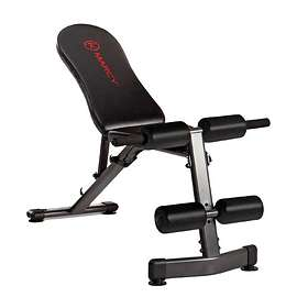 Marcy Fitness Deluxe Utility Bench