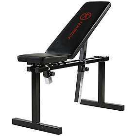 Marcy Fitness Eclipse UB5000 Adjustable Weight Bench