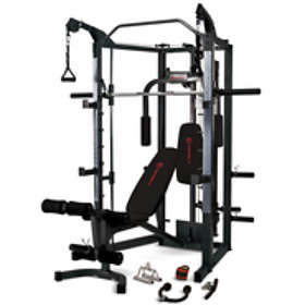Marcy Fitness Eclipse RS7000 Deluxe Smith Machine Home Gym