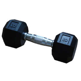 Sportsmaster Dumbbells 8kg