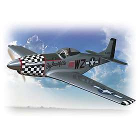 Top Flite Giant P-51D Mustang (TOPA0700) ARF