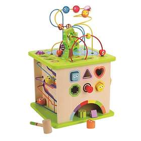 Hape Coutry Critters Spel Kub E1810