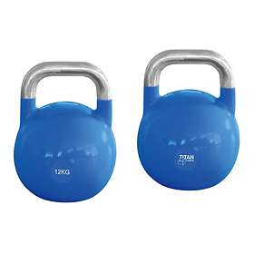 Titan Fitness Box Steel Competition Kettlebell 12kg