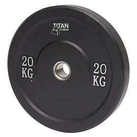 Titan Fitness Bumper Plate 20kg