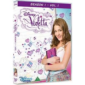 Violetta - Sesong 1, Vol. 1