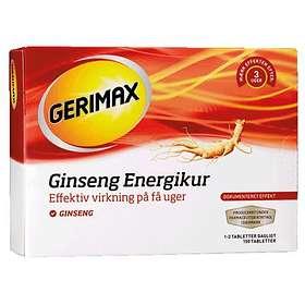 Gerimax Ginseng Energikur 150 Tabletter