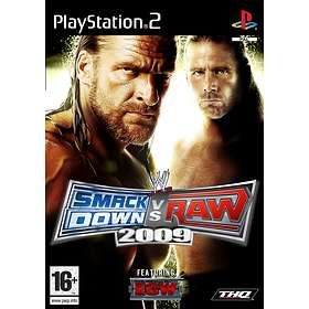 WWE SmackDown! vs. Raw 2009 (PS2)