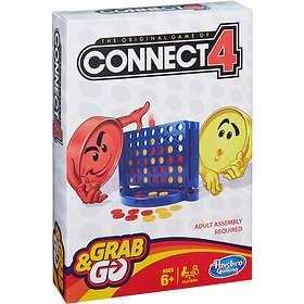 Connect 4 Grab And Go (pocket)