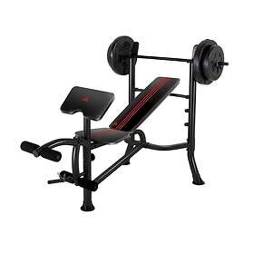Adidas Bench and Weights Package 45kg