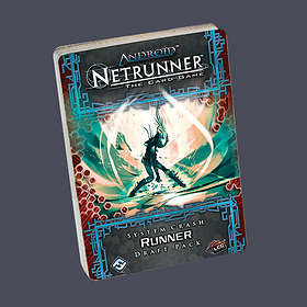Fantasy Flight Games Android: Netrunner - System Crash Runner Draft Pack