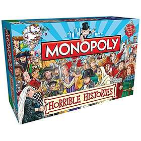 Hasbro Monopoly Horrible Histories