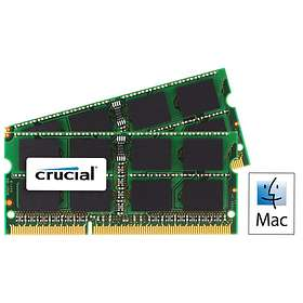 Crucial SO-DIMM DDR3L 1600MHz Apple 8GB (CT8G3S160BM)