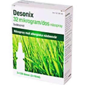 Sandoz Desonix 3x32mcg Nässpray 10ml 360 Doser