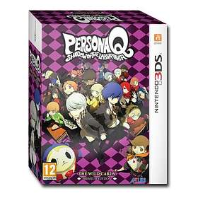 Persona Q: Shadow the Labyrinth - The Wild Cards Premium Edition