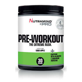 Nutramino +Pro Pre-Workout 0,33kg