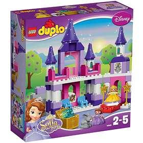 LEGO Duplo 10595 Le château royal de la Princesse Sofia