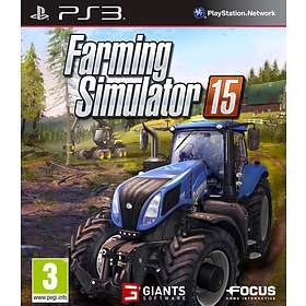 Farming Simulator 15 (PS3)
