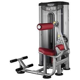 BH Fitness Abdominal/ Lower Back Machine