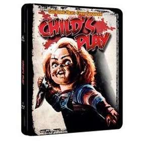 Child's Play - SteelBook (1988) (UK)