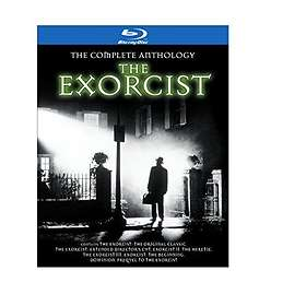 The Exorcist - The Complete Anthology (US)