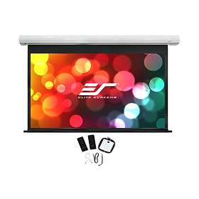 "Elite Screens Saker Electric Black Top-12 MaxWhite FG 16:10 120"" (258x162)"