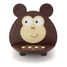 Jämför priser på KitSound Monkey Kids Dock Mobilhögtalare - Hitta ... a90af3f268f34