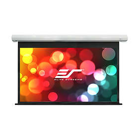 "Elite Screens Saker Electric Black Top-12 MaxWhite FG 16:9 84"" (186x105)"