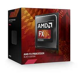 AMD FX-Series FX-9590 4,7GHz Socket AM3+ Box