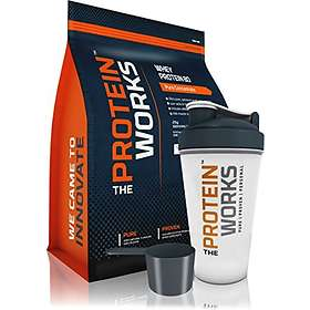 The Protein Works Whey 80 1kg