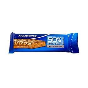 Multipower 50% Protein Bar 50g 24pcs