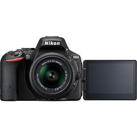 Nikon D5500 + 18-55/3.5-5.6 VR II