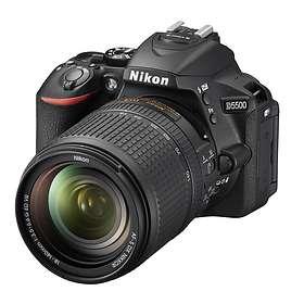 Nikon D5500 + 18-140/3,5-5,6 VR