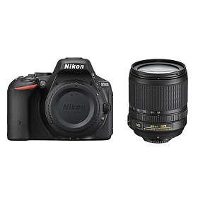 Nikon D5500 + 18-105/3,5-5,6 VR