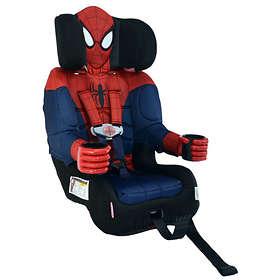 Kids Embrace Spider Man