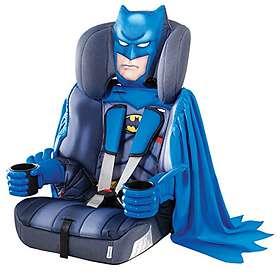 Kids Embrace Batman