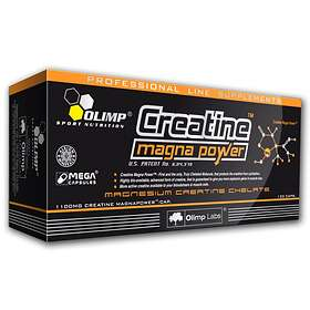 Olimp Sport Nutrition Creatine Magna Power 120 Capsules